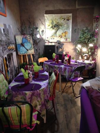 le jardin des delices hy res restaurant avis num ro de t l phone photos tripadvisor. Black Bedroom Furniture Sets. Home Design Ideas