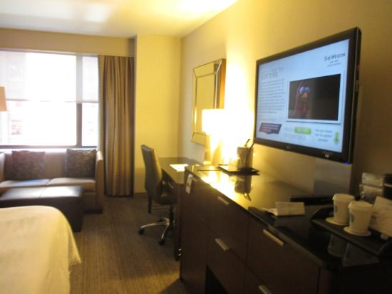 The Westin New York Grand Central: 古い。