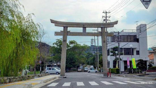 Sumoto Hachiman Shrine