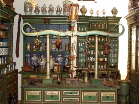Medical Museum : 12