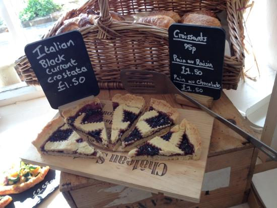 The Black Dog Deli: A touch of Italian, made by Stefania