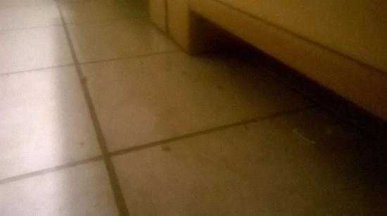 Hotel Fiesta de Cortez: Sucio