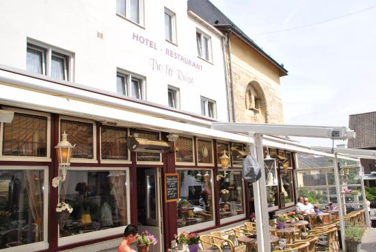 Photo of Modern European Restaurant Restaurant De La Ruine at Neerhem 2, Valkenburg 6301 CH, Netherlands