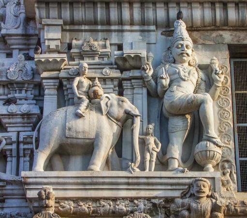 Girivalam, Arunachaleswarar Temple