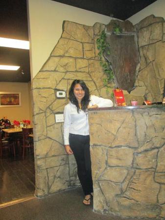 INKANTO Authentic Peruvian Cuisine : Recepción