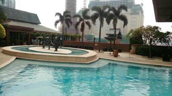 Swimming Pool Picture Of Sheraton Grand Macao Hotel Cotai Central Macau Tripadvisor