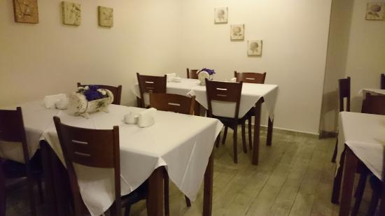 Euro Istanbul Hotel: кухня