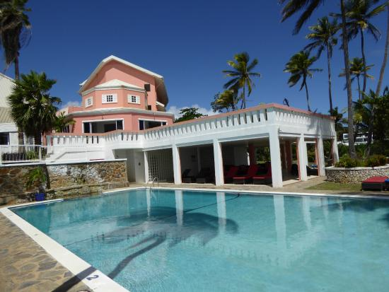 Pool - Bild från Blue Haven Hotel, Bacolet Bay - TripAdvisor