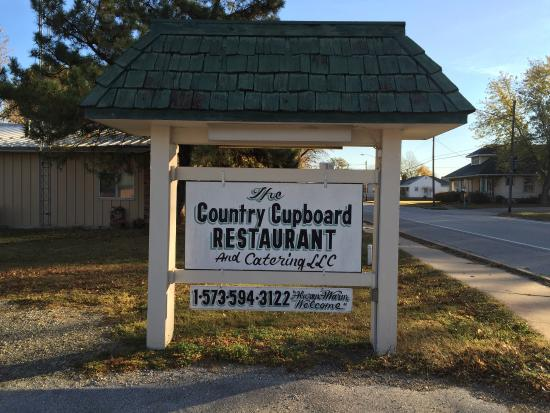 Vandalia, MO: Country Cupboard
