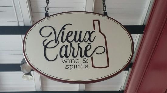 Vieux Carre' Wine & Spirits