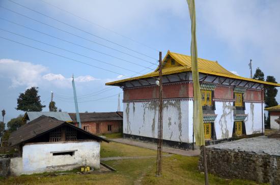 Sangacholing Monastery