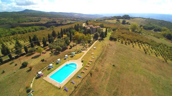 Agriturismo l 39 elmo au 111 2019 prices reviews orvieto italy photos of farmhouse for Hotels in orvieto with swimming pool