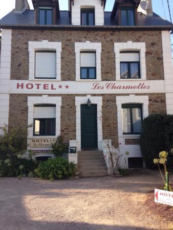 Hotel Les Charmettes
