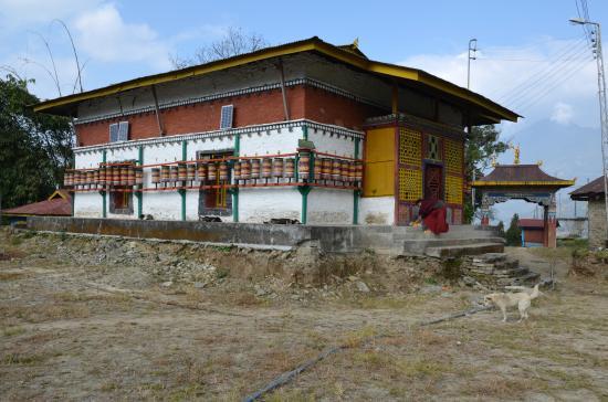 Yuksam, Indien: Tashiding Monastery, Sikkim
