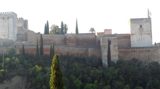 Resultado de imagen de carrera del darro y la alhambra