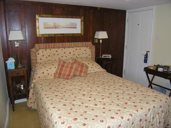 Blagdon Manor Hotel: Bedroom
