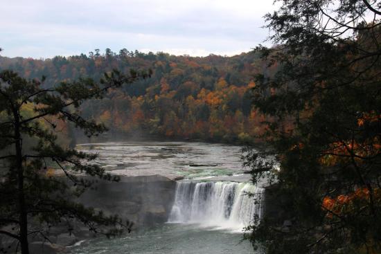 Falls Creek Cabins And Campground: Cumberland Falls, KY