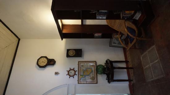 Nooit Gedacht Heritage Hotel: холл