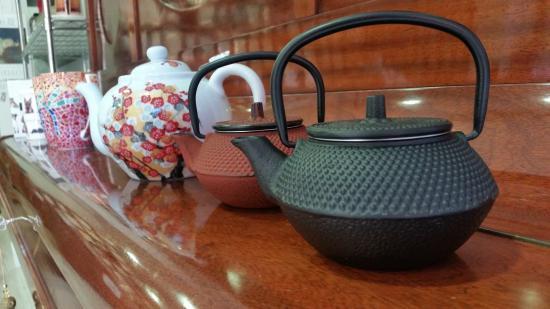 La tienda de té-Leon
