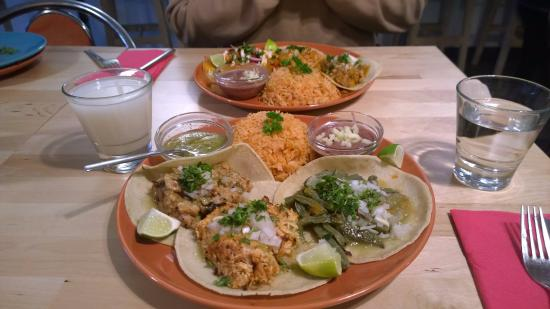 Coyoacan: Lunch Tacos