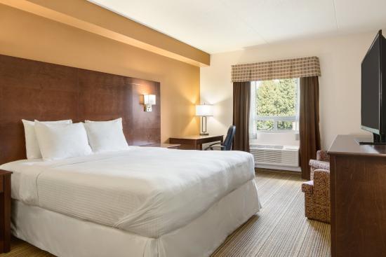 Days Inn Leamington : 1 King Bed Room
