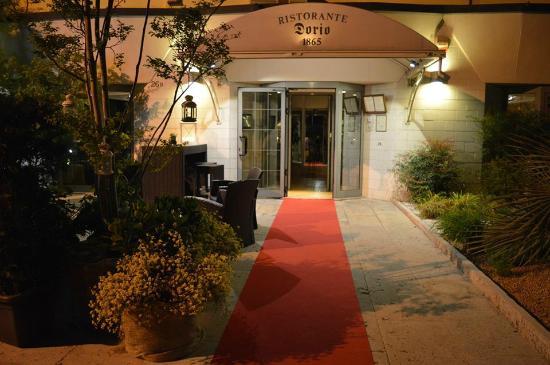Vigodarzere, Italia: Entrata principale