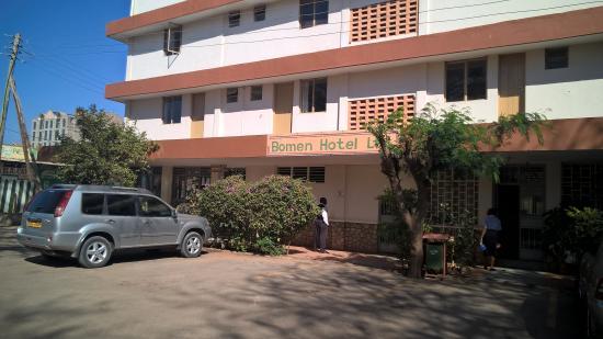 Bomen Hotel