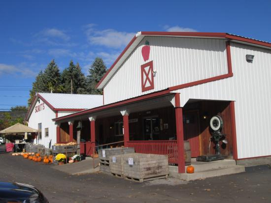 Webster, NY: Schutt's Apple Mill