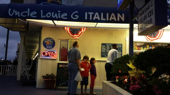 Uncle Louie G's