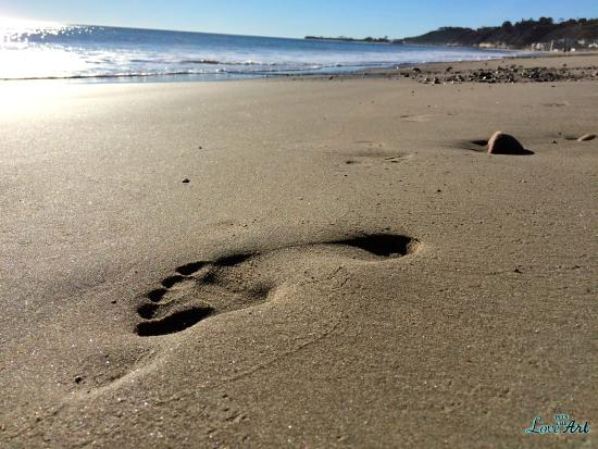 Palos Verdes Scenic Drive: Palos Verdes Beach off of Pacific Coast Highway