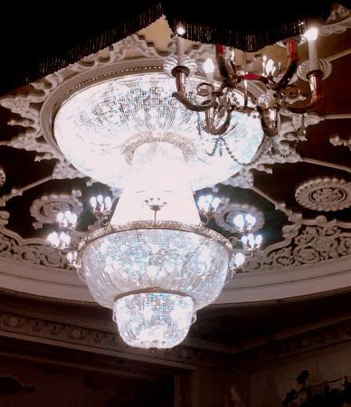 M. Dzhalil Tatar Academic State Opera and Ballet Theater: интерьер
