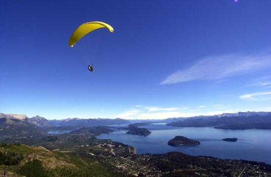 San Carlos de Bariloche, Argentina: Parapente