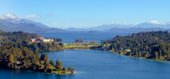 San Carlos de Bariloche, Argentina: Lago