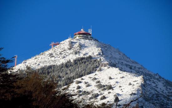 San Carlos de Bariloche, Argentina: Complejo Teleférico Cerro Otto