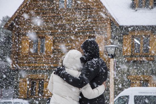 San Carlos de Bariloche, Argentina: Nieve