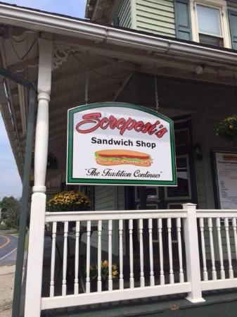 Screpesi's Sandwich Shop