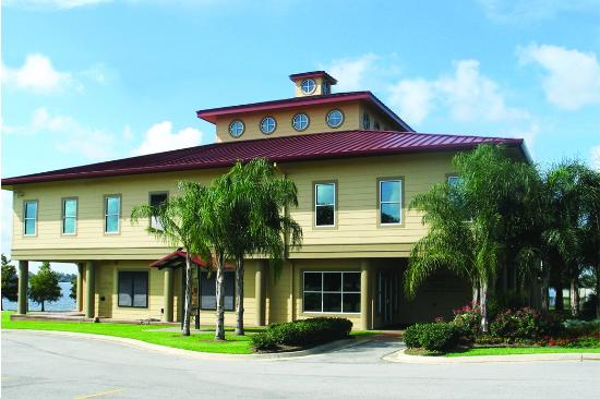 Lake Charles Visitor Center