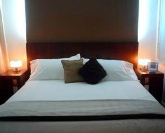 MY ba Hotel: Dormitorio
