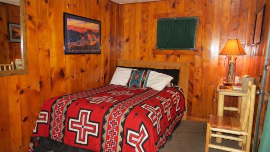 Джейкоб-Лейк, Аризона: Inside Cabin