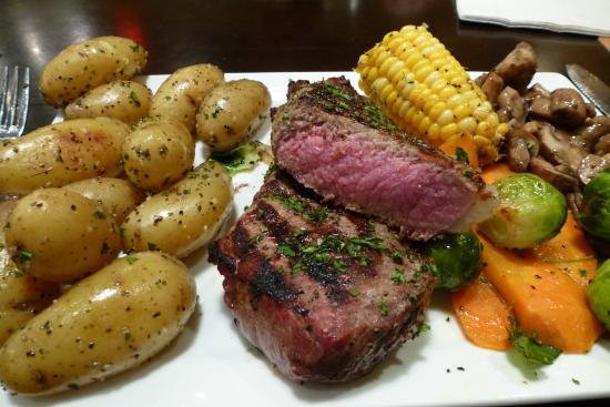 Beautiful steak - Picture of Jasper Brewing Company, Jasper National Park -  Tripadvisor