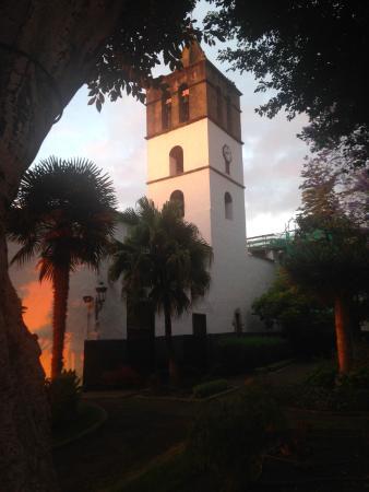 Church of San Marcos : Икод Де Лос Винос Церковь Мега