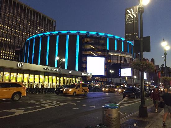 Madson Square Garden Picture Of Madison Square Garden All Access Tour New York City Tripadvisor