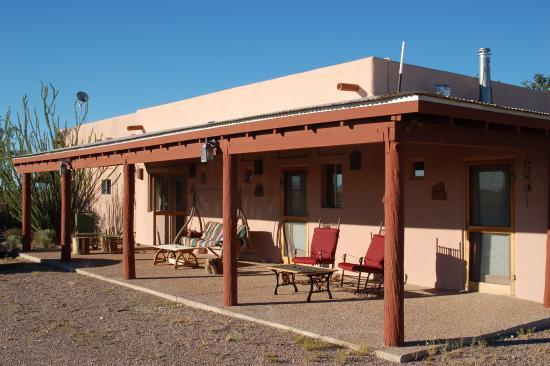 Elgin, AZ: The bunk house