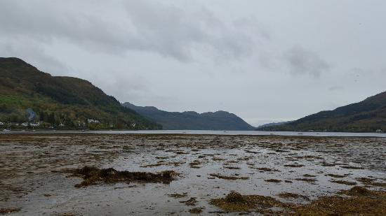 Loch Goil, UK: Stunning scenery.
