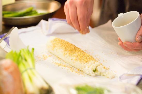 Waterfront House Restaurant: Handmade Sushi