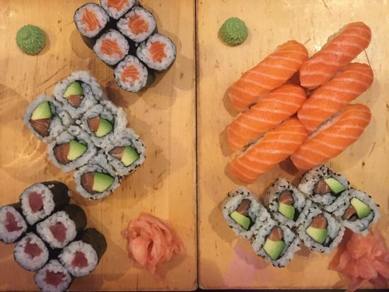 Yookoso Sushi Paris Tour Eiffel Invalides