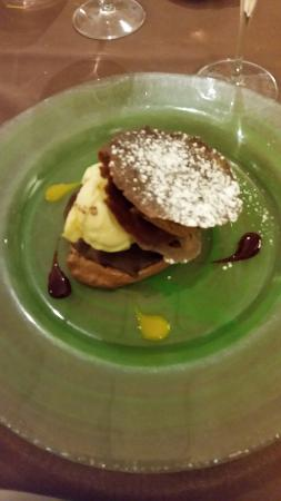 Passenans, Francia: Millefeuille