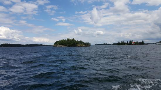 Gananoque, Kanada: Thousand Islands