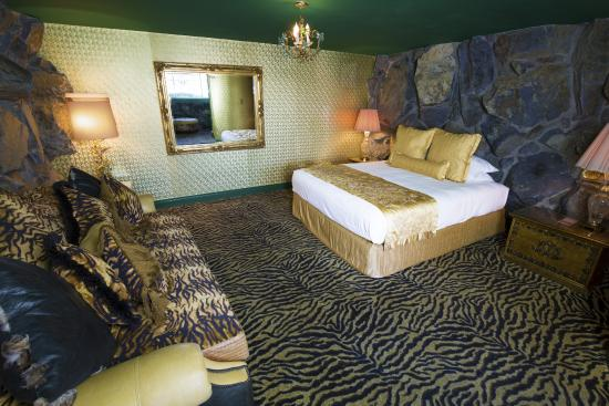 Madonna Inn: Exotic and playful