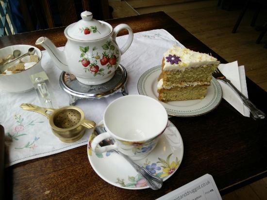 Old Time Vintage Tea Rooms Bath